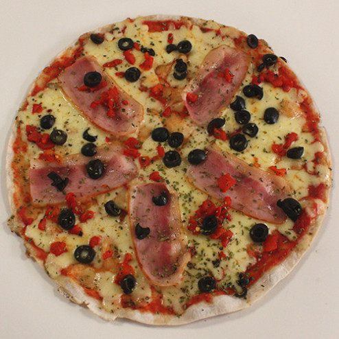Pizza s/g baco